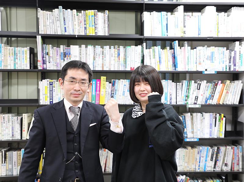 大学編入コース 【関西学院大学】 合格者インタビュー
